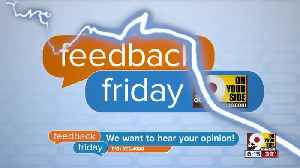 Feedback Friday: Guns, planes and Bob Saget [Video]
