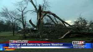 Cullman County storm damage [Video]