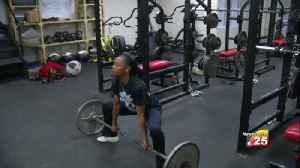West Girls Powerlifter Heads Back To State [Video]