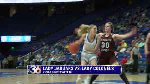 And Then There Were 8: KHSAA Girls' Sweet 16 Day Two Recap [Video]