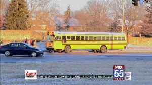 Indiana lawmakers revise bill on passing stopped buses [Video]