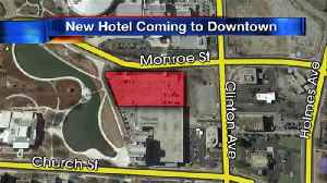 New Hotel Brings New Jobs To The City [Video]