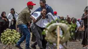 News video: Crashed Ethiopian Airlines Plane Voice Recorder Works