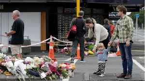 News video: Mosque Shootings Death Toll In NZ Rose To 50