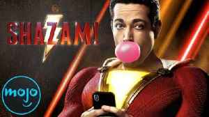 Top 10 Things Critics Are Saying About Shazam [Video]