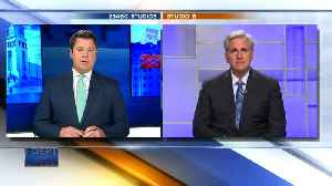 Congressman Kevin McCarthy sits down with Tim Calahan [Video]