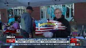 Crusin' 4 Charity car show helping local charities [Video]