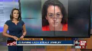 Documents: Cleaning woman stole over $2K worth of jewelry then pawned it for $387 [Video]