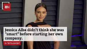 Jessica Alba Had Some Self Doubts Before Success [Video]