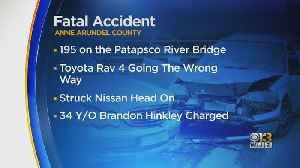 Police Investigating DUI Crash In Anne Arundel County [Video]
