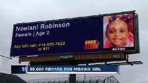 Search continues for 2-year-old Noelani Robinson [Video]