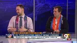 FC Cincinnati fans excited about first MLS home game [Video]