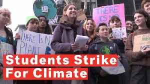 Meet The 13-Year-Old Student Leading The US Youth Climate Strike [Video]