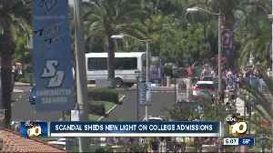 News video: Scandal sheds new light on college admissions