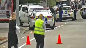 News video: 49 Gunned Down at 2 Mosques in Christchurch New Zealand