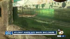 South Bay teen jumps into shark tank [Video]