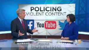 At Issue: Live-Streaming Crime [Video]
