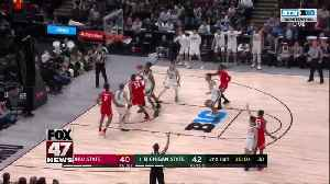 News video: MSU in Chicago for Big Ten Tournament