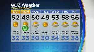 Bob Turk Has The Final Look At Your Friday Night Forecast [Video]