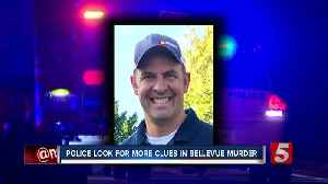 Two inmates connected to Bellevue deadly shooting; police search for shooter [Video]