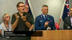 News video: New Zealand police remaining 'highly vigilant and highly visible' after mosque shootings