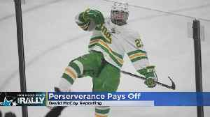 'I'm Still In Shock': Edina H.S. Hockey Player Hopes His Success Story Inspires Others [Video]