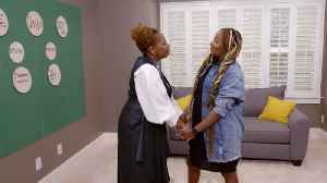 Iyanla Gets Real with Le'Andria Johnson About the Root of Her Troubles [Video]