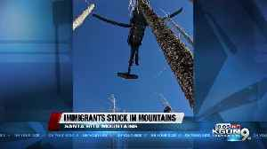 Migrants rescued from Santa Rita mountains [Video]