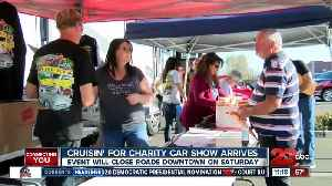 Cruzin' for Charity car show raises concerns for local businesses [Video]