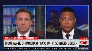 Don Lemon Slams Trumps As Ignorant Over Comments On White Nationalism [Video]