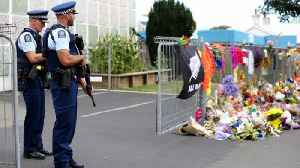 News video: New Zealand Shooting Suspect Appeared In Court