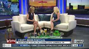 New Vista Brew's Best Craft Beer Festival takes over Downtown Summerlin [Video]