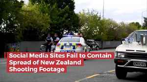 New Zealand Tragedy Was Compounded By Social Media [Video]