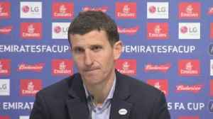 Gracia and Hodgson reflect on FA Cup tie [Video]