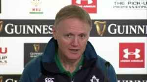 Schmidt: Ireland will turn up in Japan [Video]