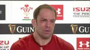 Alun Wyn Jones on Grand Slam win [Video]