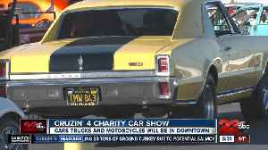 Cruisin' for Charity continues [Video]