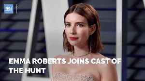 Emma Roberts Is Set To Star In The Hunt [Video]
