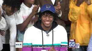 Keion Chooses Kentucky: Fort Wayne Five-Star Commits to Wildcats [Video]