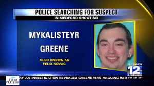 Medford Police looking for shooting suspect [Video]