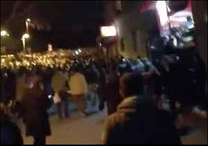 Crowds Jeer as Riot Police Respond To Protest at Serbia's Public Broadcaster [Video]