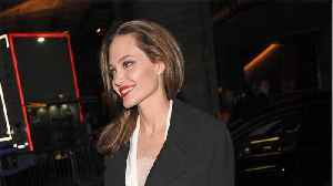 Angelina Jolie & Colin Farrell Are Not Together [Video]