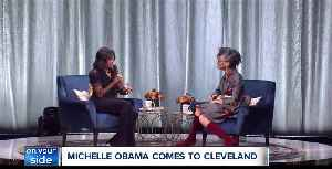 Michelle Obama brings 'Becoming' tour to Playhouse Square [Video]