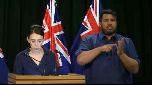 News video: Ardern says Christchurch bodies to return to families by Wednesday