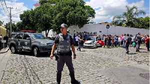 Brazil School Shooting Sparks Gun Debate [Video]