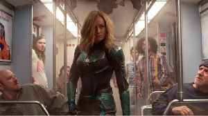 'Captain Marvel' Wins Box Office Again [Video]