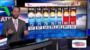 Florida's Most Accurate Forecast with Jason on Sunday, March 17, 2019 [Video]