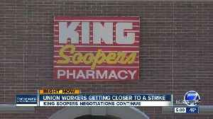 Despite vote to strike, King Soopers is ready to keep negotiating with its employees [Video]