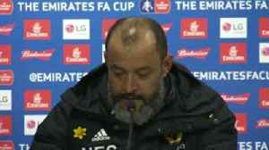 Nuno credits fans for 'amazing support' [Video]