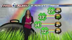 7 First Alert Weather 3/16/19 [Video]